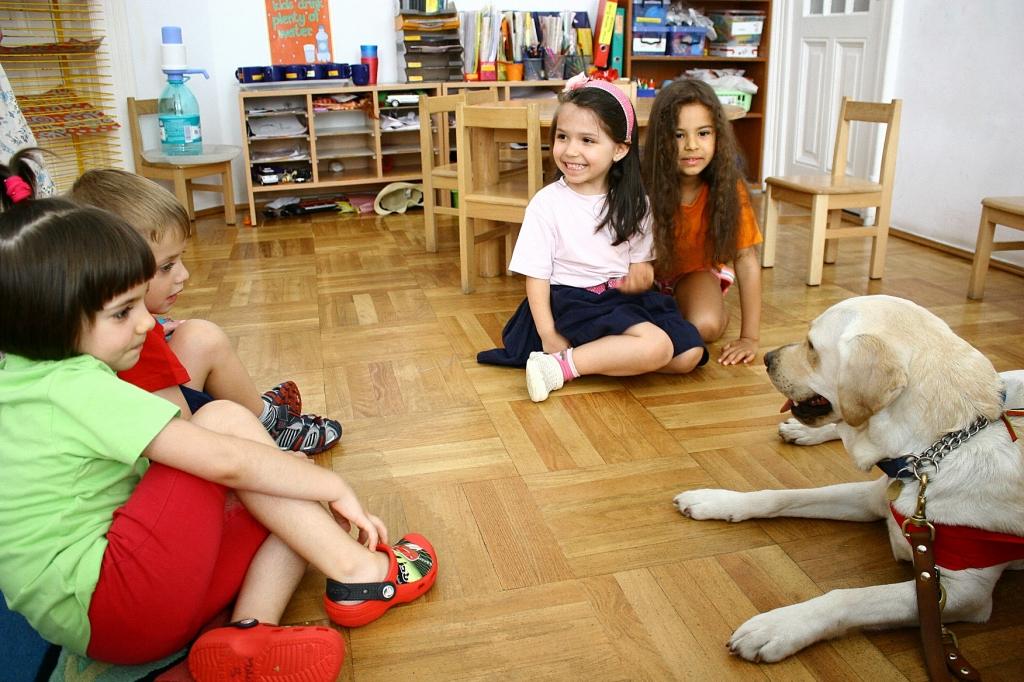 World Animal Day_Acorns Nursery