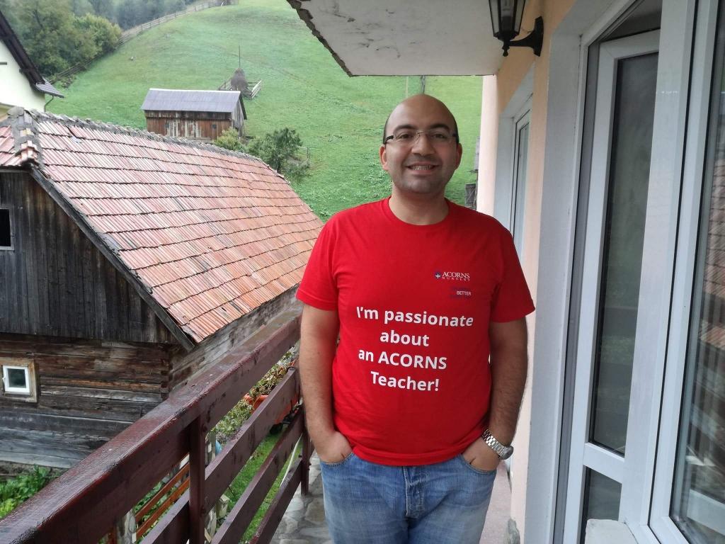 Faruk Ileri - Alina's Ileri husband