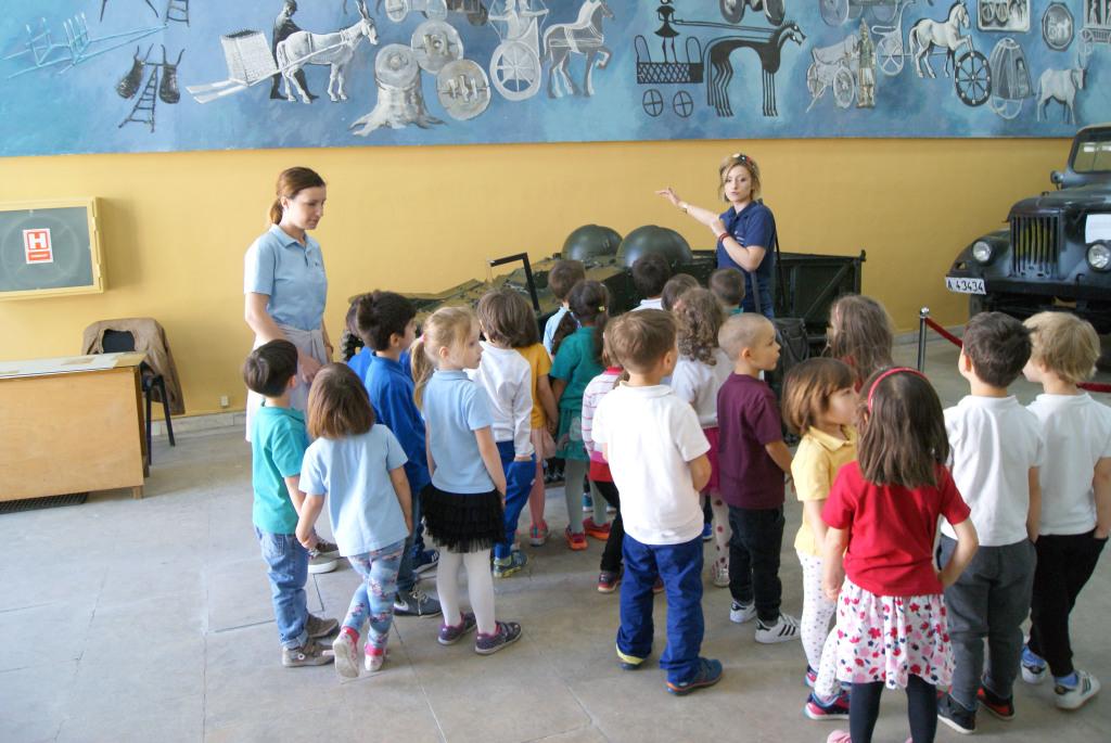 Acorns Nursery in visit