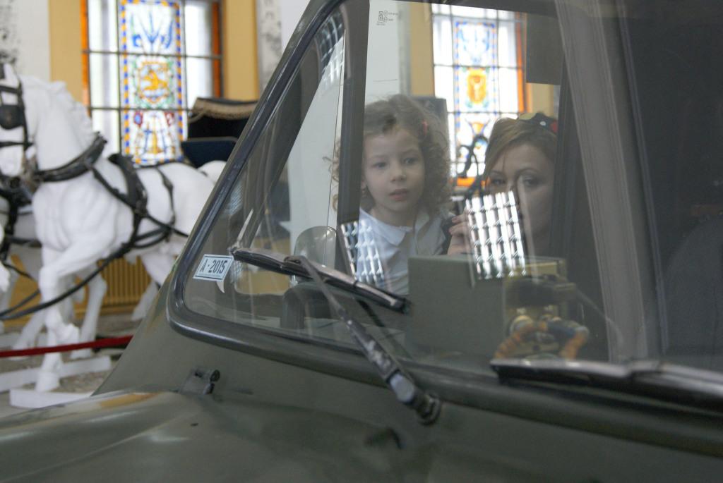 Acorns Nursery visit