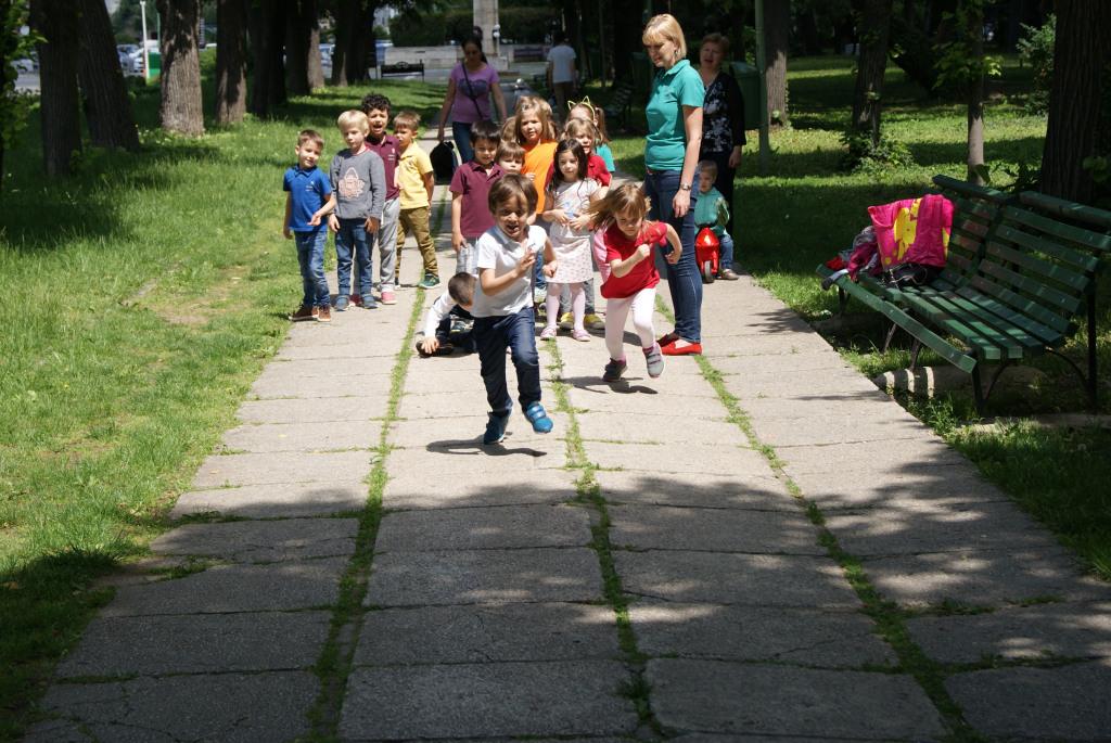 Acorns Nursery museum