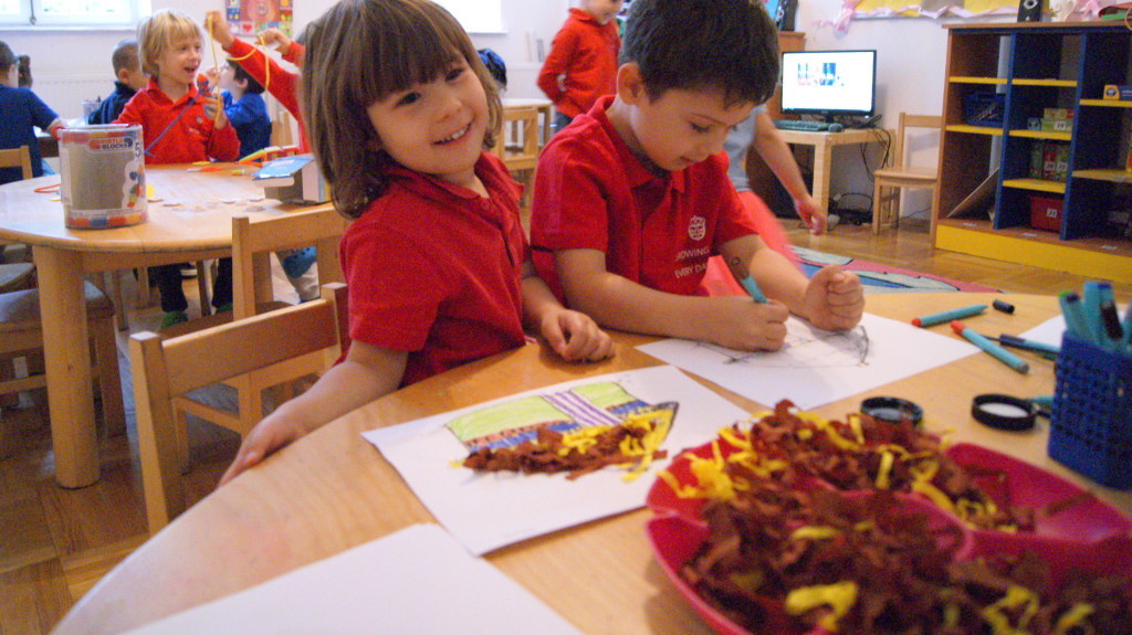 Africa Day Acorns Nursery