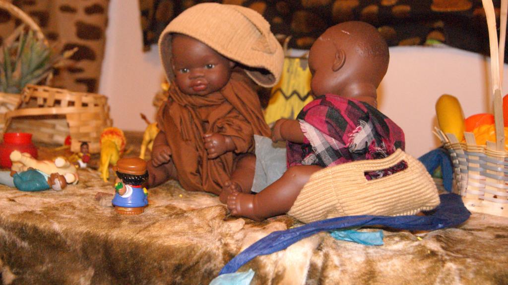 Acorns Nursery Africa Day