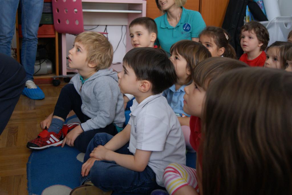 Acorns Nursery music