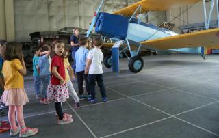 Acorns Nursery museum visit