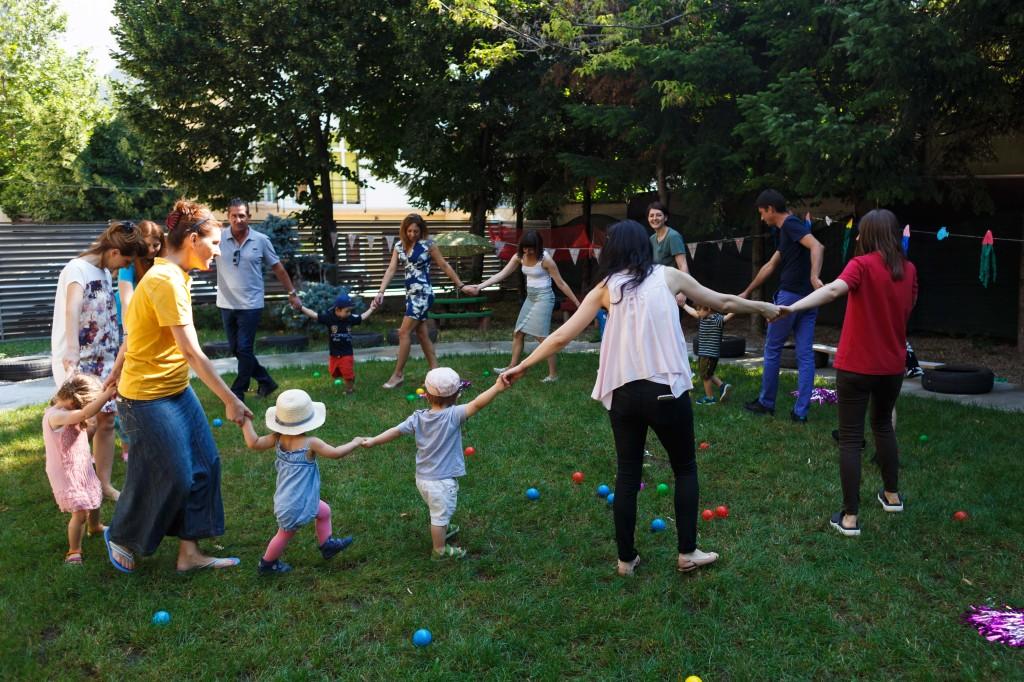 Summer Party Baby Acorns