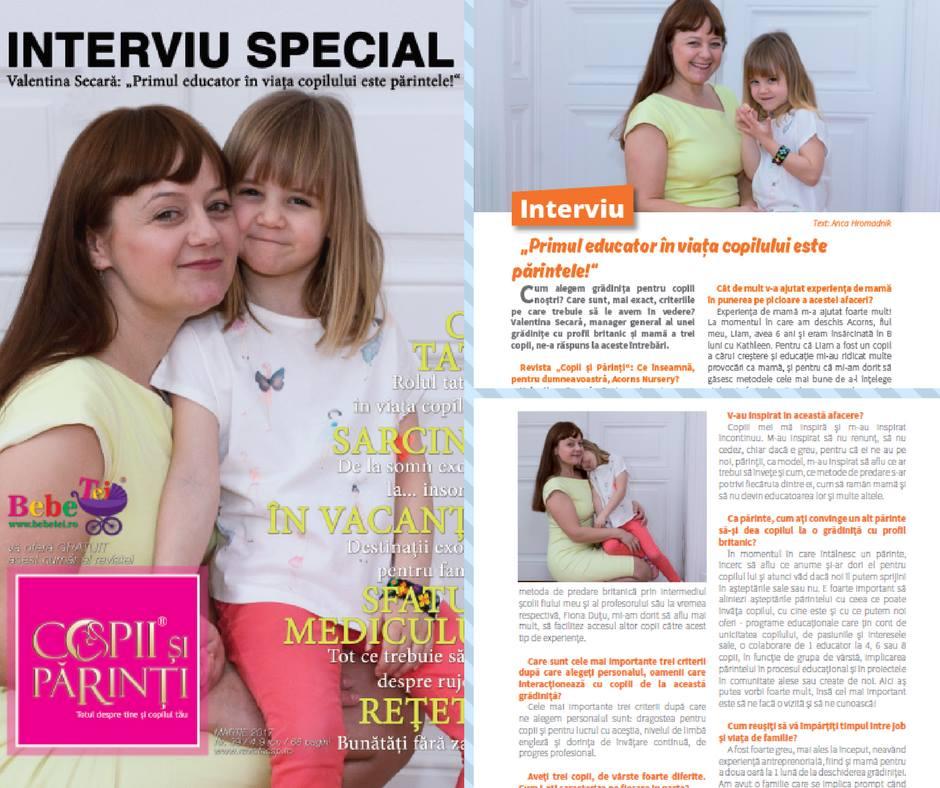 foto valentina secara Revista CSP