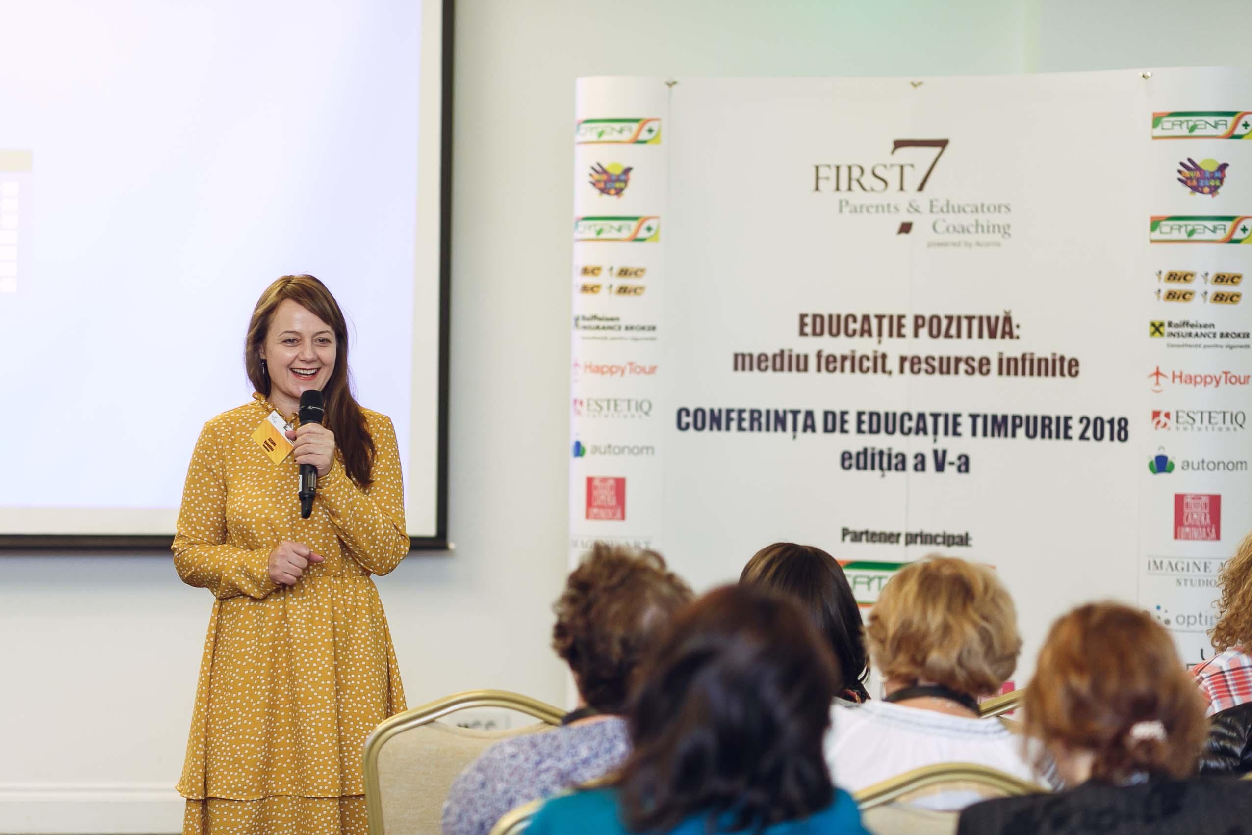 Valentina Secară_Conferinta de educatie timpurie_2018