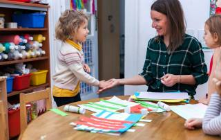 legatura emotionala educator copil